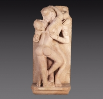 CELESTIAL LOVERS, INDIA, 12TH CENTURY /