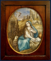 Giovanni Battista Castello, Maddalena Penitente,